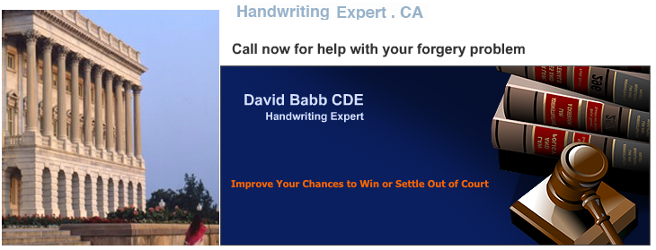 Forensic Handwriting Expert India